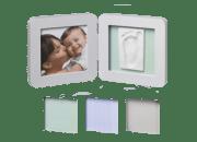 Baby Art Отпечатък Print - Modern Trendy Пастелна рамка /квадратна/ 00011